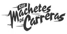 Brandon Rike #machetes #motorcycles #spanish #vintage #typography