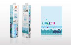 Jonathan Adler & WallPops Wall ArtLine - The Dieline: The World's #1 Package Design Website -