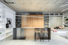 Toledano+Architects Use Very Few Materials to Enhance the Feeling of Open Space - InteriorZine