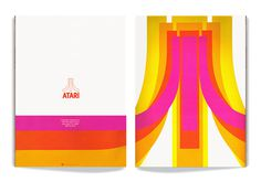 Atari #gaming #design