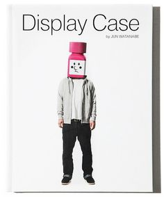 Display Case by JUN WATANABE #junwatanabe #bookcover #character
