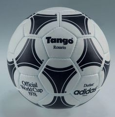 Adidas Tango - 1978 #design #graphic #soccer #grap #sport #football