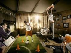 Everybody Football by Everybody Football » Creative Photography Blog #inspiration #photography #advertising