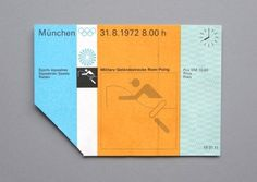 ISO50 Blog – The Blog of Scott Hansen (Tycho / ISO50) » The blog of Scott Hansen (aka ISO50 / Tycho) #otl #print #design #aicher #pictograms #olympics #munich