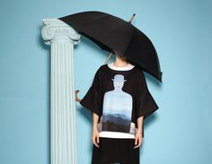 Magritte #fashion #art