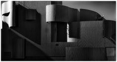 photo #las #modern #monochrome #architecture #vegas
