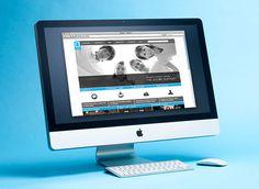 Adobe System Rebrand #computer #redesign #software #website #artcenter #justinchen #adobe