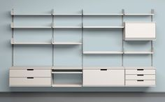 606 Universal Shelving System #industrial #design