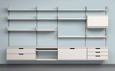 606 Universal Shelving System #industrial #design