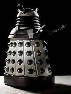 File:Dalek 2010 Redesign.jpg - Wikipedia, the free encyclopedia #dalek #robot #retro #who #dr #scifi