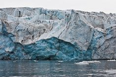 Beautiful Iceberg Photography by Camille Seaman - The Face of Change #iceberg #ice #photography
