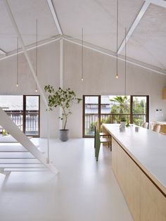 House in Yoro by Airhouse Design Office. #minimalist #airhousedesignoffice