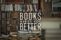 FFFFOUND! | i can read #quote #books #typography