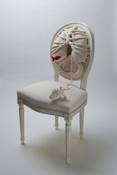 #furniture #organism #organic #life #anatomy #chair