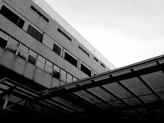 Hospital #arquitetura #netoakira #hospital