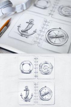 Making_of #illustration #sketch