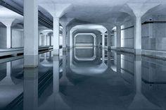 Luca Zanier #hallway #architecture #white