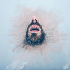 Fine Art Self Portraits by Guillaume Lamazou