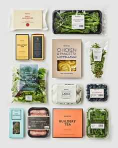 Booths Supermarket Packaging Gets a Simple Yet Effect Redesign — The Dieline | Packaging & Branding Design & Innovation News