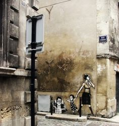 Merde! - Street art