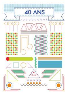 Birthday Party #icon #illustration #color #design