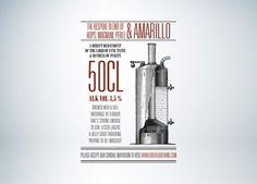 Sir Taste a Lot #packaging #beer #label #bottle