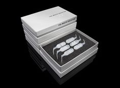 El Studio | The White Solution : Print, Packaging, Online #packaging #clean #minimal #type #minimalist