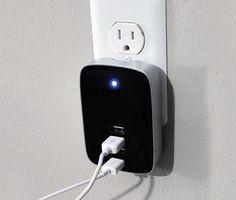 4 Port USB Charger by Digipower #tech #flow #gadget #gift #ideas #cool