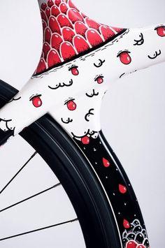 BOICUT x FIXDICH Corima Cougar #bike