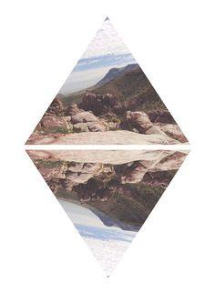 Wanderer Inspiration #triangle #mirror