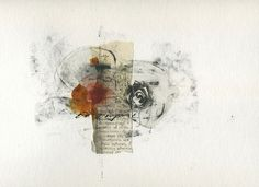 Christel Llop calligraphy www.mr cup.com #mixed #media #collage #graphic