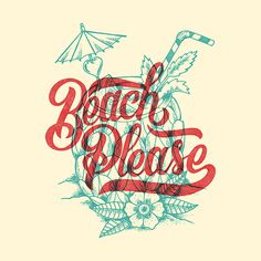 Beach Please by CaliDoso