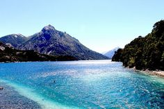 lake | Flickr - Photo Sharing! #lake #patagonia #blue #water