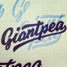 Beautiful something... #logo #lettering #sketch #typography