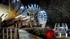 Salina Turda Museum6 #mine