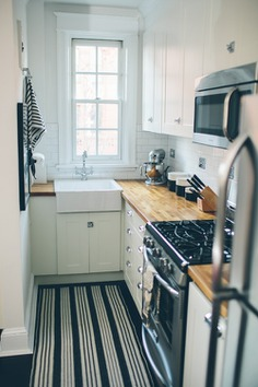 Sneak Peek: Kiera Kushlan – Small kitchen ideas