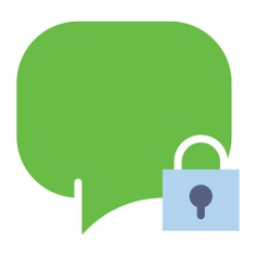 See more icon inspiration related to chat, conversation, message, speech bubble, chatting, speech balloon, interface and multimedia on Flaticon.