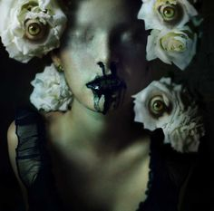 Nightmares, Melancholy and Phobias: Fine Art Photography by Diana Dihaze