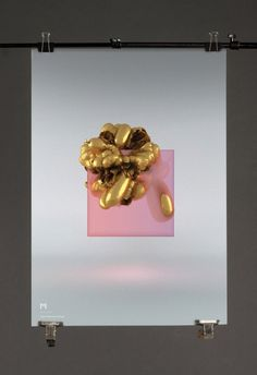 Gold vs Pink: Limited edition print primary image #baloon