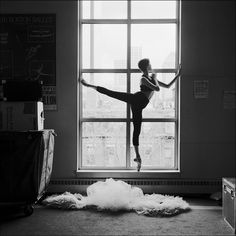 Ballerina Project #white #boston #ballerina #ballet #black #and