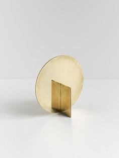 Brass Mirror Series, 2015/2016 —