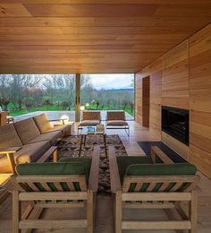 House by ch+qs arquitectos inspired by the fields with yellow flowers - HomeWorldDesign(5)