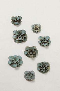 Christopher Adams's Biomorphic Ceramic Sculptures   Hi Fructose Magazine #ceramic #flowers