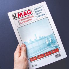 KMAG #pied #run #edition #kmag #print #design #health #running #jogging #sport #course #editorial #magazine
