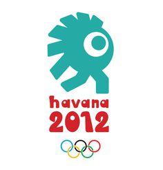 Postcards from Cuba VS Olympic Games #logo #cubanitos