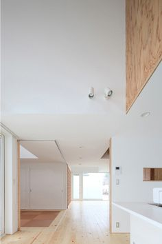 Five Voids House by Yamauchi Architects & Associates #modern #design #minimalism #minimal #leibal #minimalist