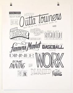 Expresh Letters Blog #typography
