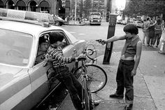by Jill Freedman #goodcops #newyork #photography #portrait #street #nyc