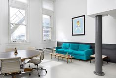 bruce bolander plastolux modern interior design office #post #house #office #space #workspace