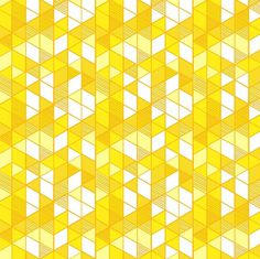 Solar Sparkle by penina, click to purchase fabric #fabric #yellow #pattern